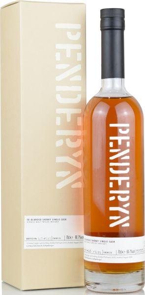 Penderyn 2012/2020 Oloroso Sherry Cask 60,7% vol.