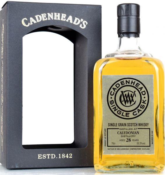 Caledonian 28 Jahre 1987/2016 Cadenhead 52,3% vol.