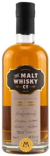 Glenglassaugh 2011/2019 Oloroso Sherry Octave The Malt Whisky Company 60,2% vol.