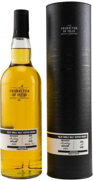 Ardbeg 15 Jahre 2004/2020 The Character of Islay Whisky Company 54,9% vol.