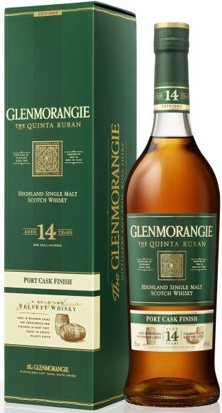 Glenmorangie 14 Jahre Quinta Ruban Port Casks