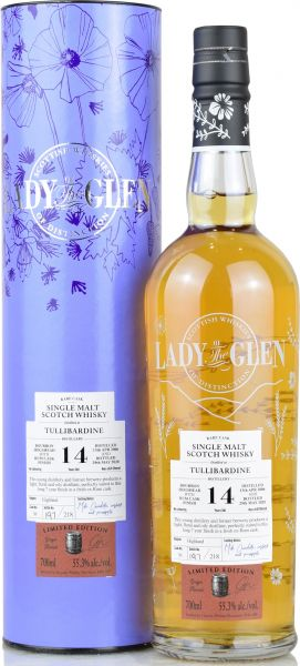 Tullibardine 14 Jahre 2006/2020 Rum Cask Lady of the Glen 55,3% vol.