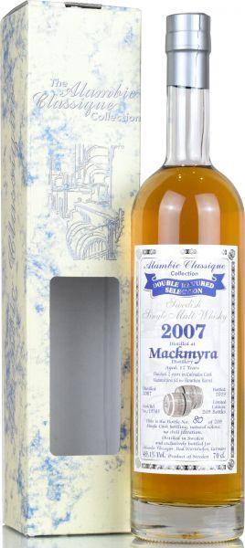 Mackmyra 12 Jahre 2007/2019 Calvados Cask Alambic Classique 49,1% vol.