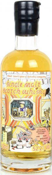Bruichladdich 15 Jahre Batch #7 That Boutique-y Whisky Company 52,2% vol.