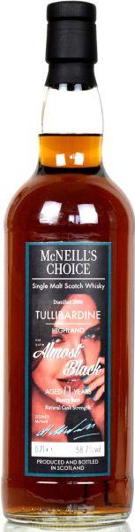 Tullibardine 11 Jahre 2006/2017 Sherry Butt McNeill's Choice