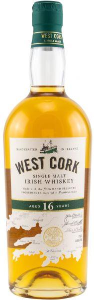 West Cork 16 Jahre Irish Single Malt