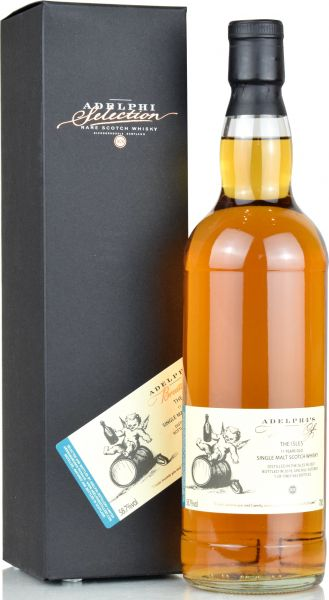 Breath of the Isles 11 Jahre 2007/2019 Sherry Cask Adelphi 58,7% vol.