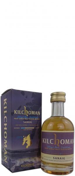 Kilchoman Sanaig Miniatur