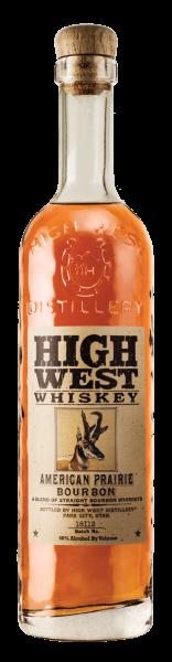 High West Prairie Bourbon 46% vol.