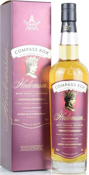 Hedonism Compass Box 43% vol.