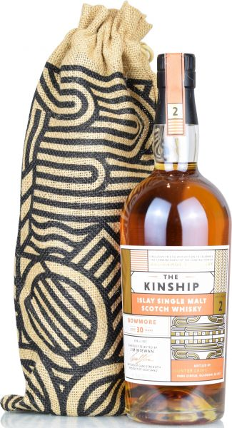 Bowmore 30 Jahre 1987/2017 Hunter Laing Kinship No. 2 56,1% vol.