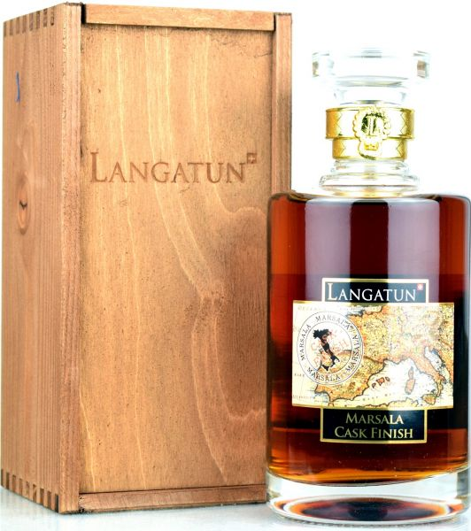 Langatun 2012/2021 1st Fill Marsala Cask #1 49,12% vol.