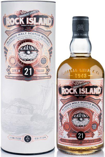 Rock Island 21 Jahre Douglas Laing 46,8% vol.