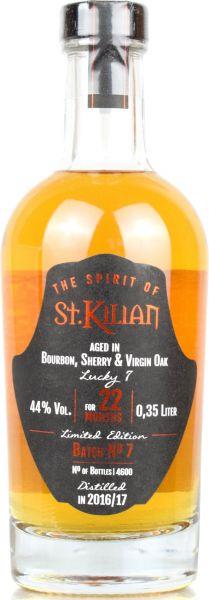 "The Spirit of St. Kilian Batch #7 ""Lucky 7"""