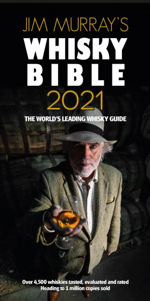 Jim Murray's Whisky Bible 2021 (handsigniert vom Autor)