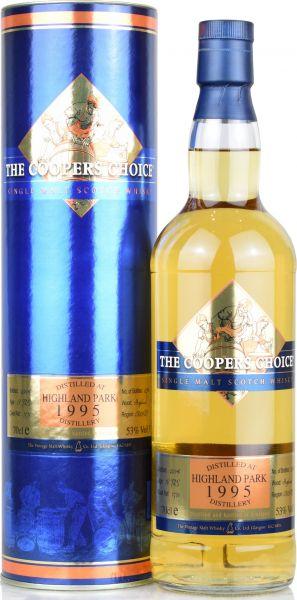 Highland Park 18 Jahre 1995/2014 #1510 Cooper's Choice 53% vol.