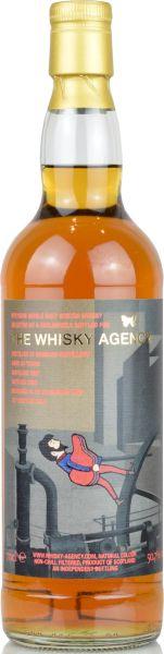 Benriach 23 Jahre 1997/2020 Sherry Cask The Whisky Agency 50,7% vol.