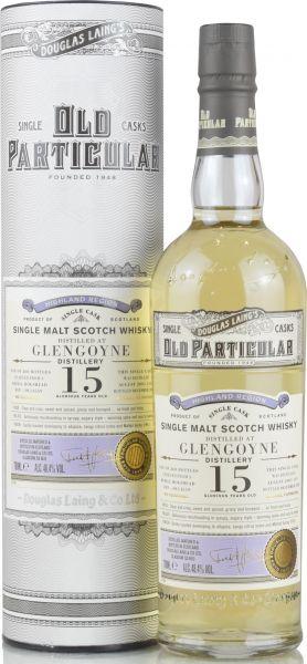 Glengoyne 15 Jahre 2005/2020 Old Particular Douglas Laing 48,4% vol.