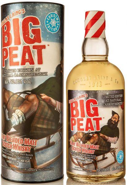 Big Peat Christmas Edition 2021 52,8% vol.