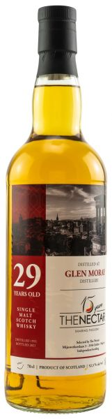 Glen Moray 29 Jahre 1991/2021 The Nectar of the Daily Drams 52,3% vol.