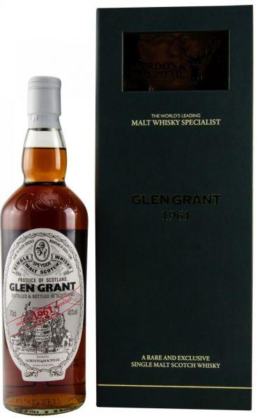 Glen Grant 52 Jahre 1961/2014 Gordon & MacPhail #6200