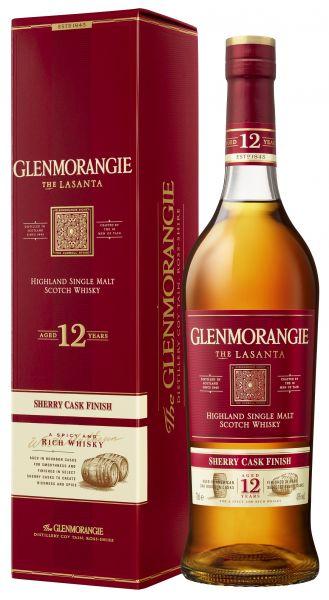 Glenmorangie 12 Jahre Lasanta Sherry Cask