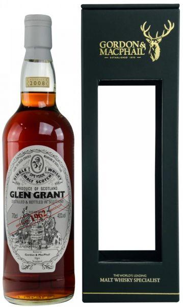 Glen Grant 46 Jahre 1962/2008 Gordon & MacPhail