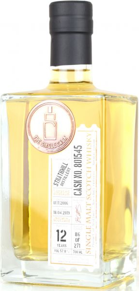 Strathmill 12 Jahre 2006/2019 The Single Cask #801545 57,8% vol.