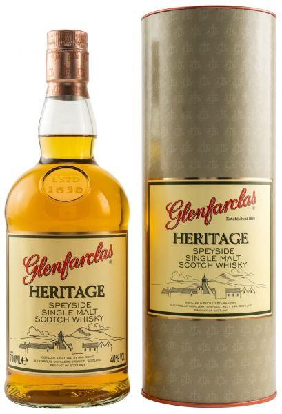 Glenfarclas Heritage