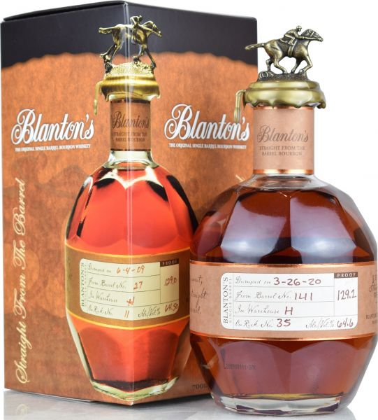 Blanton's Straight from the Barrel 64,6%vol