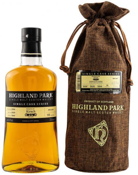 Highland Park 10 Jahre 2009/2020 Cask Strength Release No. 1 #3944 66,5% vol.