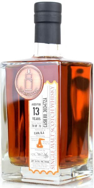 Caol Ila 13 Jahre 2007/2020 PX Sherry Cask The Single Cask for deinwhisky.de 54,3% vol.