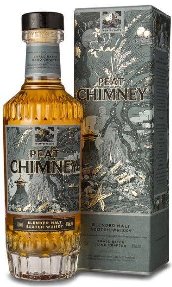 Peat Chimney Wemyss Malts 46% vol.