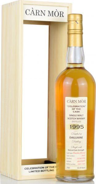 Dailuaine 24 Jahre 1995/2019 Carn Mor Celebration of the Cask #7208 43,9% vol.