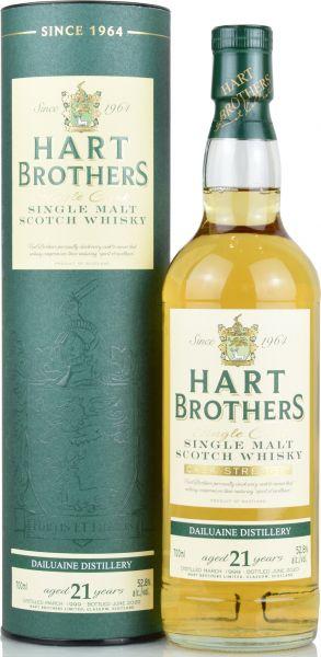 Dailuaine 21 Jahre 1999/2020 Hart Brothers 52,8% vol.