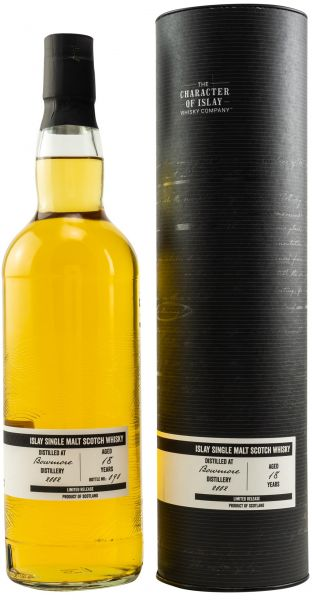Bowmore 18 Jahre 2002/2021 The Character of Islay Whisky Company 52,8% vol.