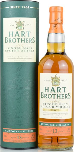 Glengoyne 13 Jahre 2005/2019 1st Fill Sherry Butt Hart Brothers 58,1% vol.