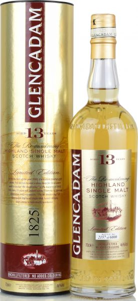 "Glencadam 13 Jahre ""The Re-Awagening"" Limited Edition"
