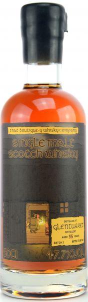 Glenturret 35 Jahre Batch #2 That Boutique-y Whisky Company 47,7% vol.
