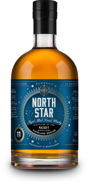 Macduff 11 Jahre 2006/2018 North Star Spirits #005 55,2% vol.