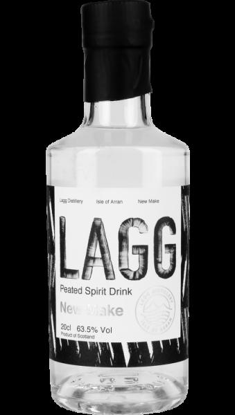 Arran Lagg Distillery New Make Spirit 63,5% vol.