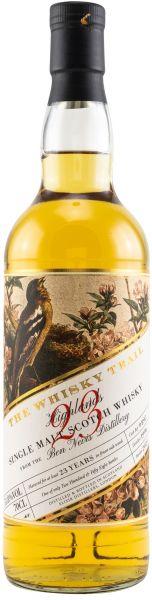 Ben Nevis 23 Jahre 1996/2019 Elixir Distillers The Whisky Trail Birds 51,8% vol.