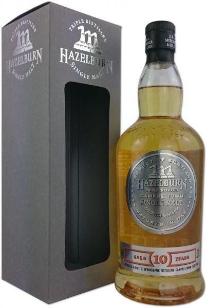 Hazelburn 10 Jahre