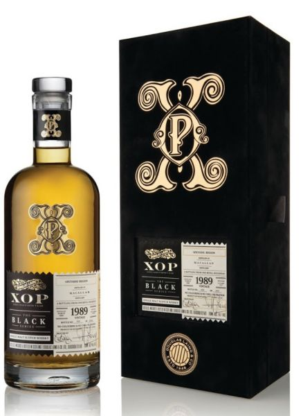 Macallan 30 Jahre 1989/2019 Xtra Old Particular Black Series Douglas Laing 46% vol.