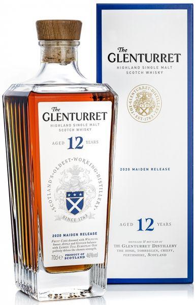 Glenturret 12 Jahre 46% vol.