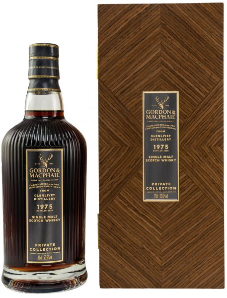 Glenlivet 45 Jahre 1975/2020 Sherry Cask Gordon & MacPhail Private Collection 55,6% vol.