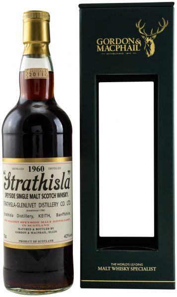 Strathisla 50 Jahre 1960/2011 Gordon & MacPhail 43% vol.